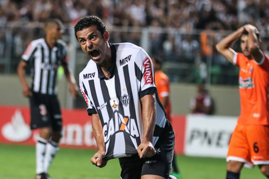 Fred - Atlético-MG - 2017