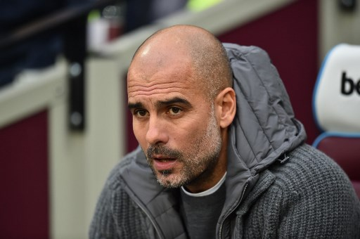 Pep Guardiola - West Ham x Manchester City