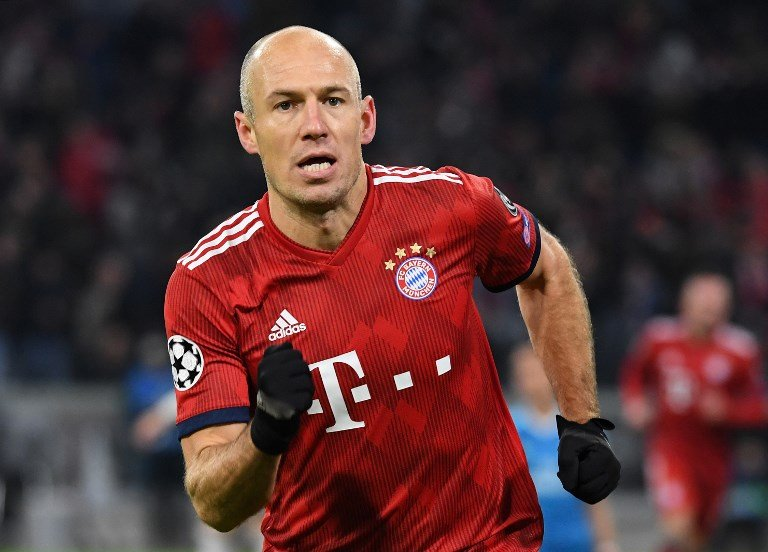 Robben Bayern de Munique