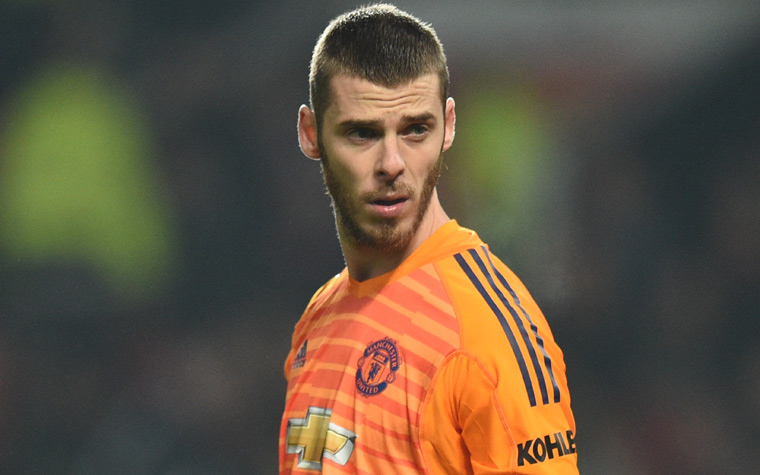 Manchester United x Arsenal - De Gea