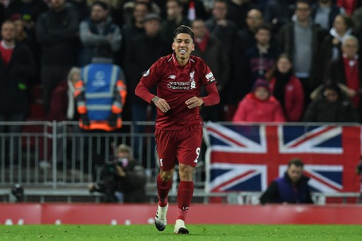 Firmino - Liverpool x Arsenal