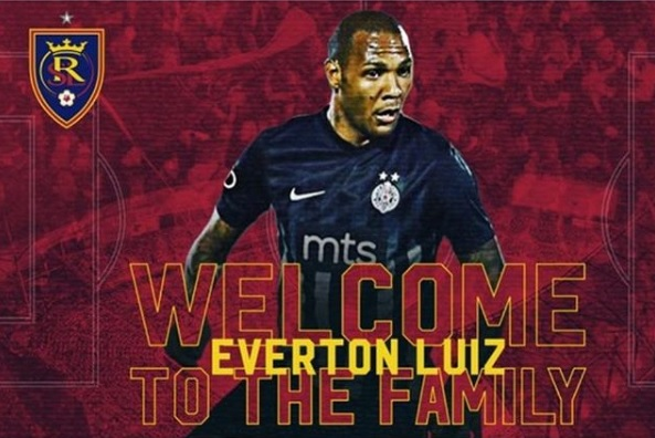 Everton Luiz - Real Salt Lake