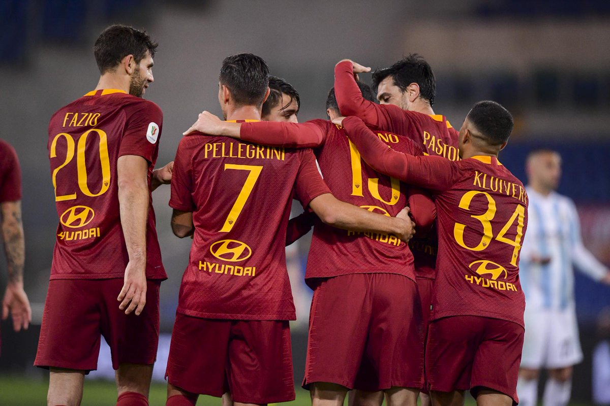 Roma x Entella