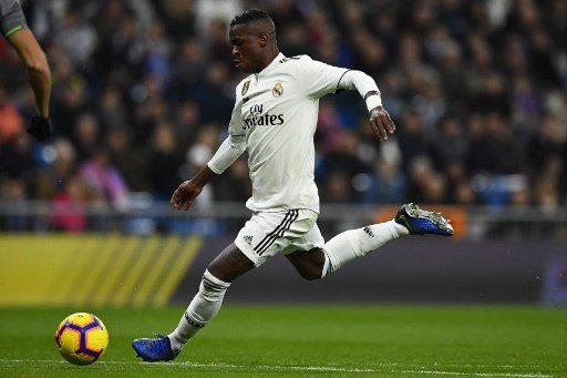 Vinicius Junior - Real Madrid x Real Sociedad