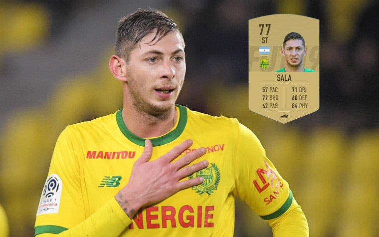 Emiliano Sala - Ultimate Team