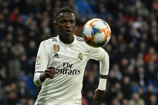 Vinicius Junior - Real Madrid x Girona