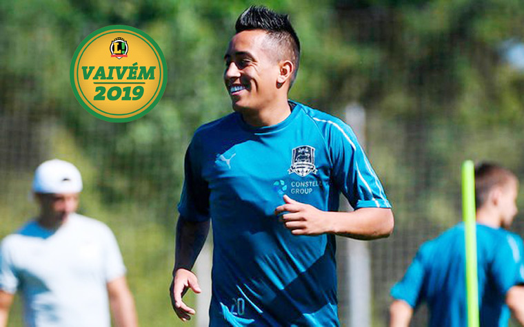 Cueva, do Krasnodar, com selo do vaiém