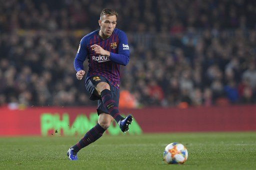 Arthur - Barcelona x Real Madrid