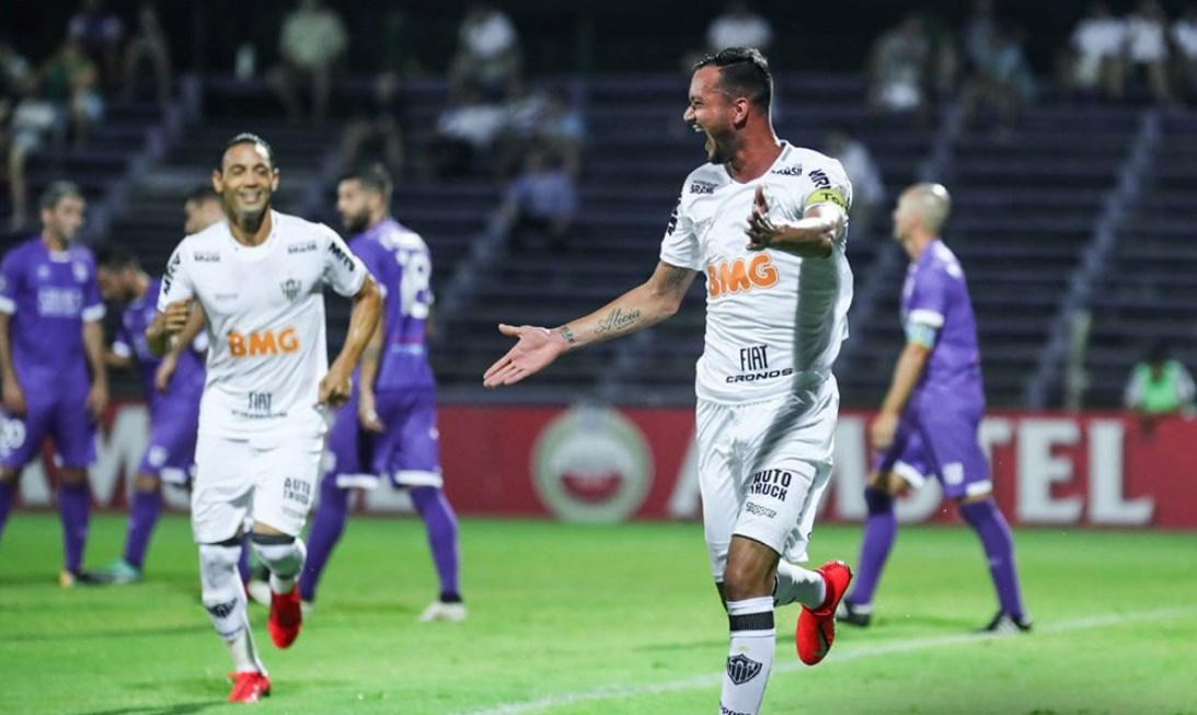 Defensor x Atlético MG Réver