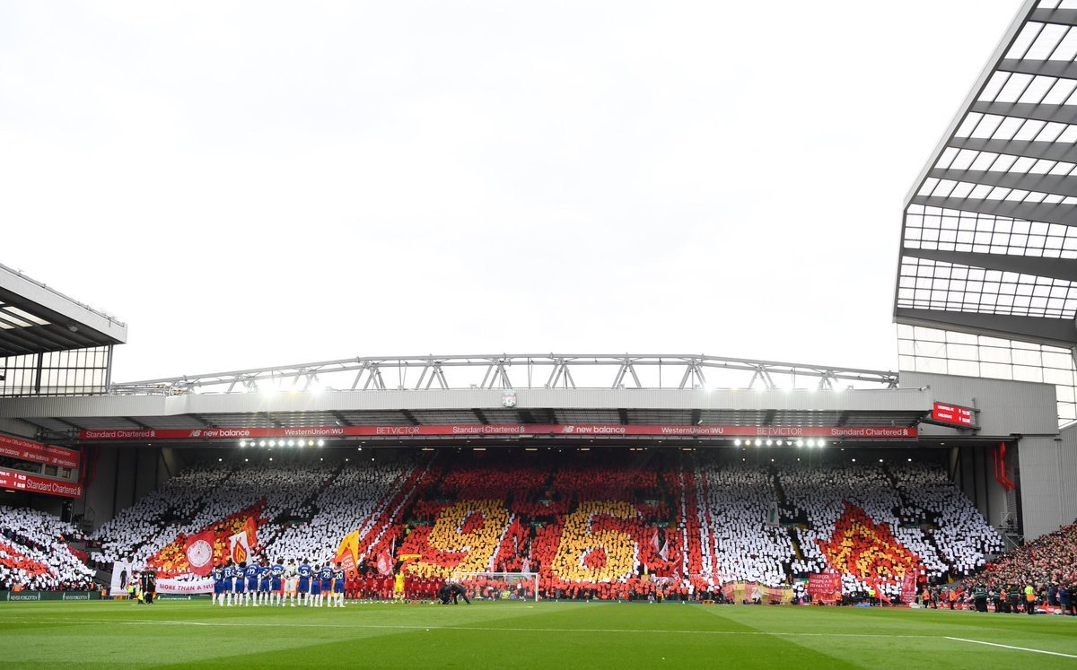 Liverpool - Hillsborough