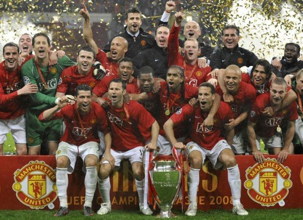 Manchester United (2007/08)