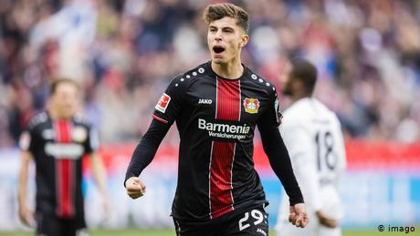 Kai Havertz - Bayer Lerverkusen