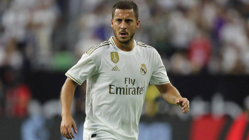 Hazard - Real Madrid