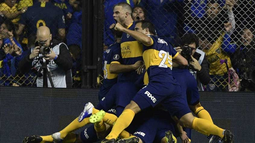 Boca Juniors x Athletico-PR