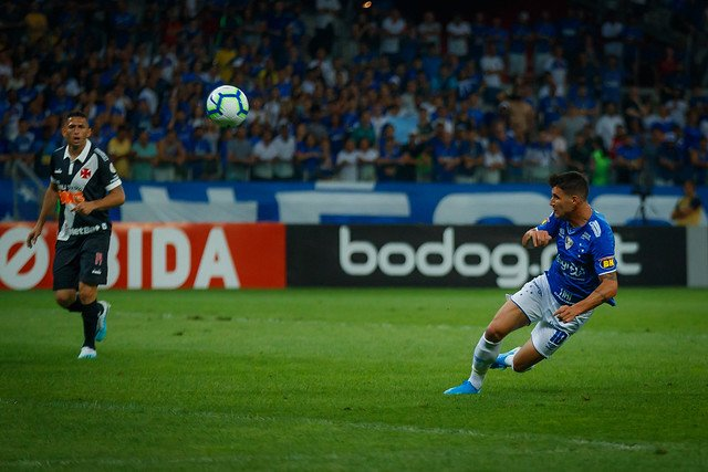 Cruzeiro x Vasco - Thiago Neves