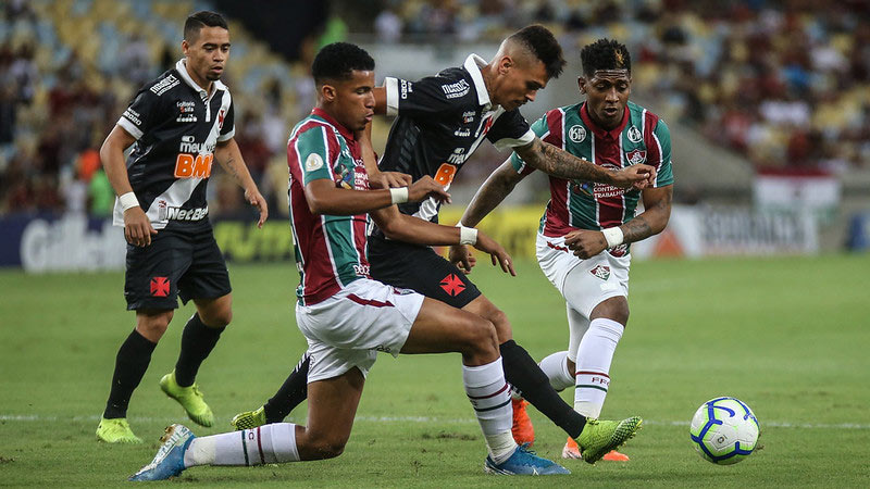 Fluminense x Vasco - Disputa
