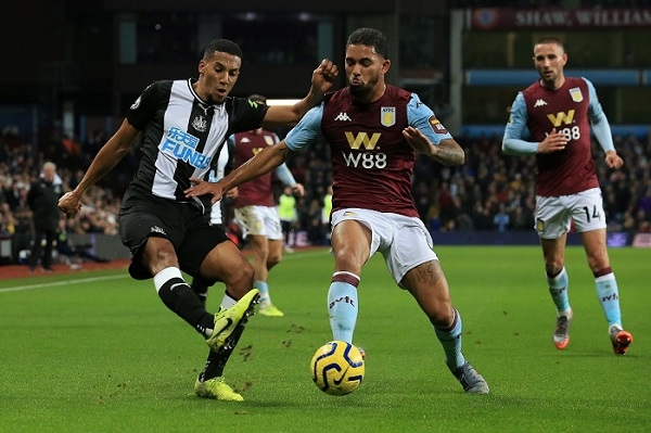 Aston Villa x Newcastle