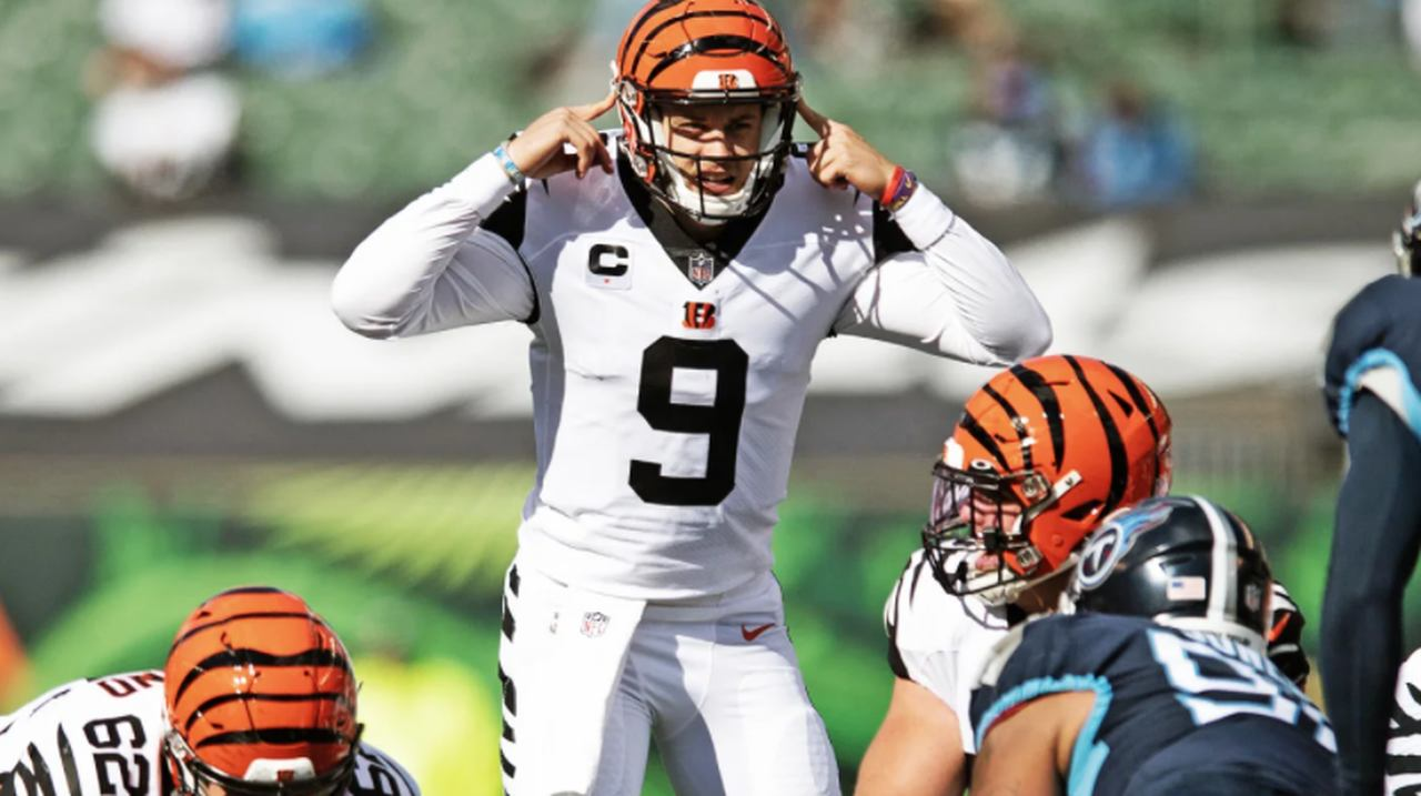 Cincinnati Bengals joe burrow